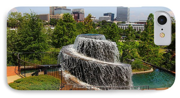 Finlay Park Columbia South Carolina IPhone Case