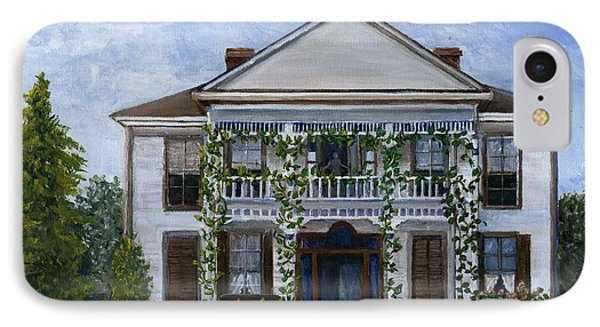 Finn Hotel Pleasant Hill Louisiana IPhone Case
