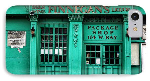 Finnegans Of Savannah IPhone Case