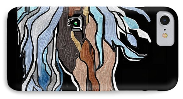 Finnish Horse II IPhone Case