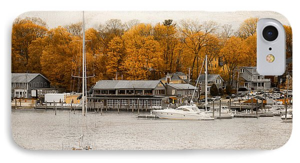 Finn's Harborside East Greenwich Rhode Island IPhone Case