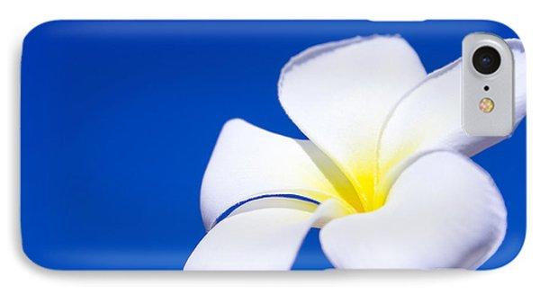 Fiore Nel Cielo - The Blue Dream Of Sky Phone Case by Sharon Mau