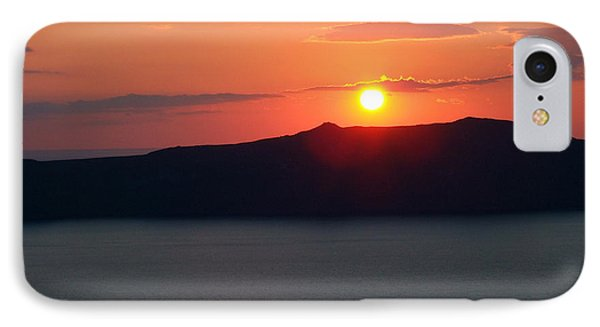 Firastefani Sunset IPhone Case