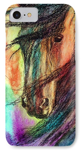 Fire And Rain IPhone Case