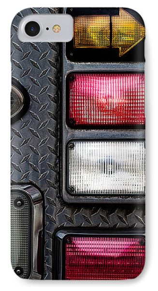 Fire Engine  Phone Case by Bob Orsillo
