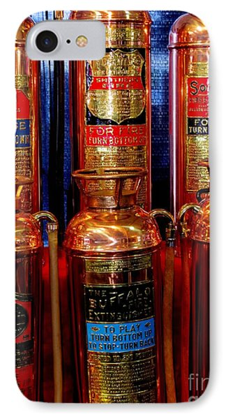Fire Extinguishers 2 IPhone Case