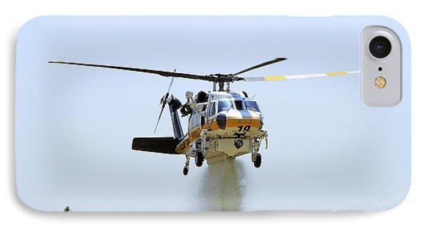 Fire Hawk Water Drop IPhone Case by Shoal Hollingsworth