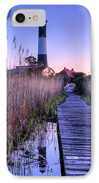 Fire Island Reflections Phone Case by JC Findley