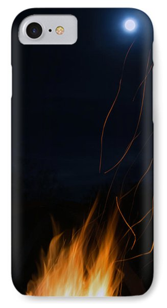 Fire Laces IPhone Case by MaJoR Images