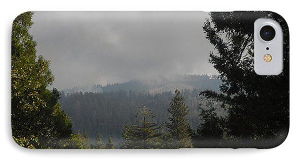 IPhone Case featuring the photograph Fire On The Horizon by Kristen R Kennedy