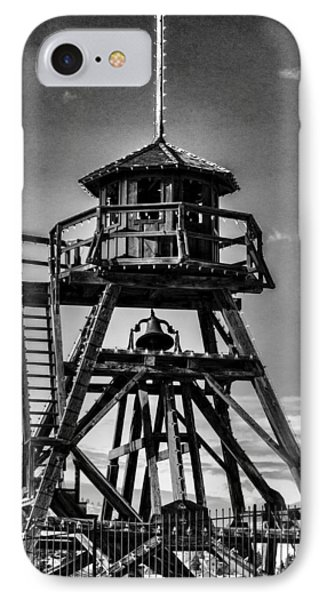 Fire Tower 2 Phone Case by Fran Riley