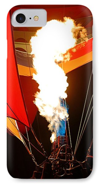 Fire Up The Night IPhone Case