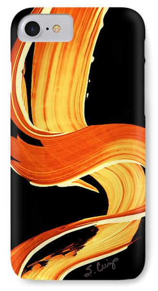 Fire Water 269 By Sharon Cummings IPhone Case by Sharon Cummings