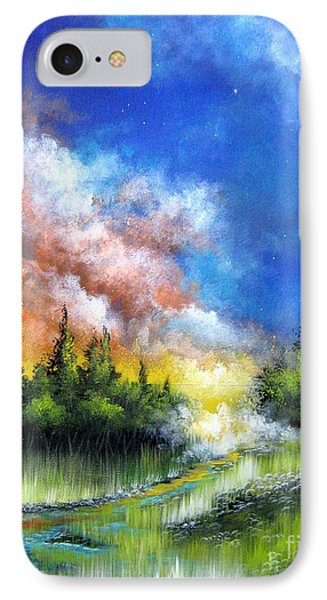 Fire With Fire IPhone Case by Patrice Torrillo