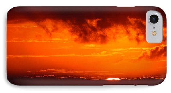 Fireball IPhone Case