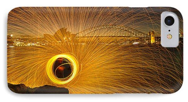 Fireflies Phone Case by Andrew Paranavitana