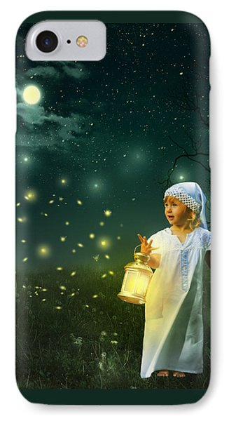 Fireflies IPhone 7 Case