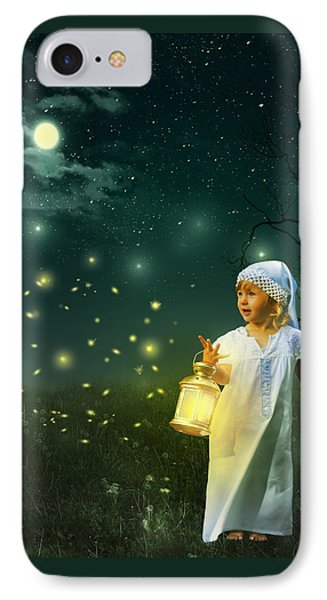 Fireflies IPhone Case