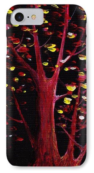 Firefly Dream Phone Case by Anastasiya Malakhova
