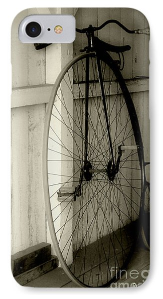 Firehouse Velocipede Phone Case by RC deWinter