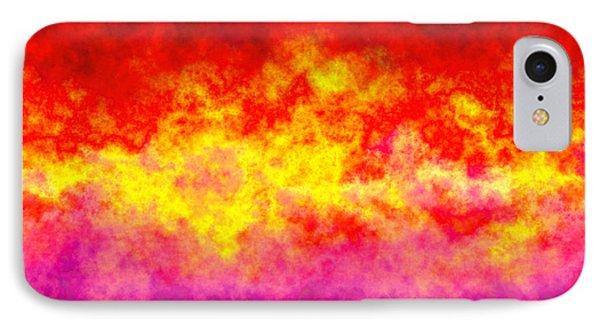 Firestarter IPhone Case by Wendy J St Christopher