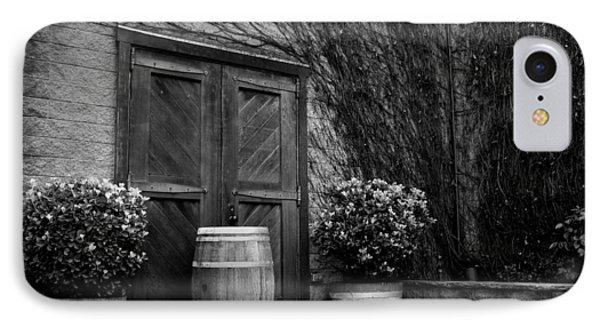 Firestone Vineyard Phone Case by Jeff Garris