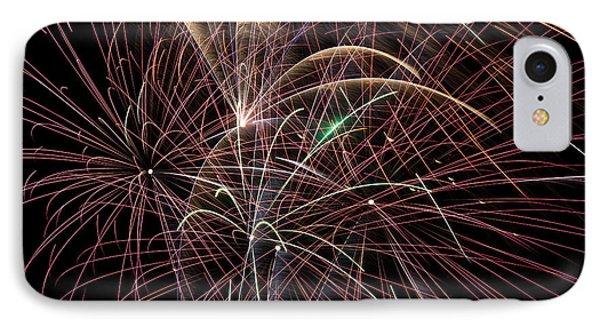 Firework Trails Phone Case by Jason Meyer