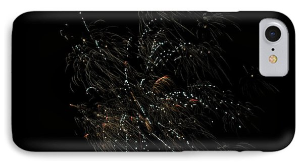 Fireworks 16 IPhone Case by Cassie Marie Photography