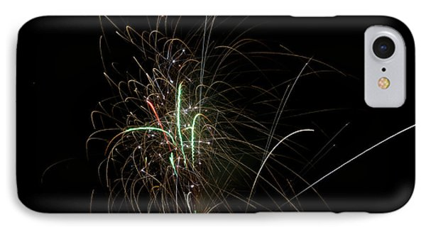 Fireworks 19 IPhone Case by Cassie Marie Photography