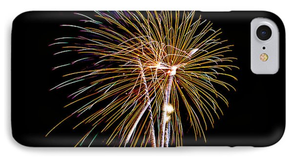 Fireworks 2 IPhone Case by Paul Freidlund