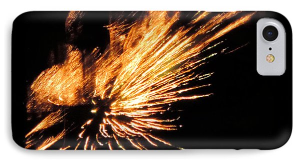 Fireworks 2 Phone Case by Stephanie Kendall