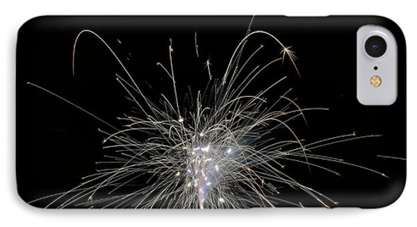 Fireworks 21 IPhone Case by Cassie Marie Photography