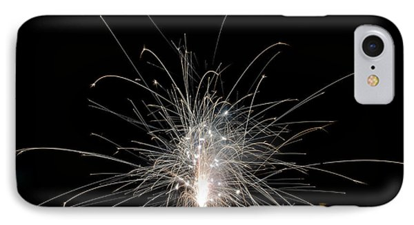 Fireworks 22 IPhone Case by Cassie Marie Photography