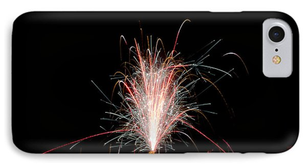 Fireworks 24 IPhone Case by Cassie Marie Photography