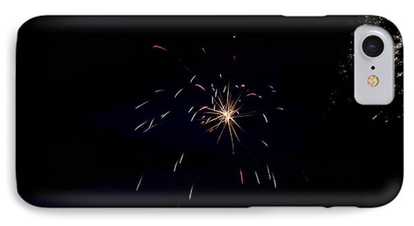 Fireworks 28 IPhone Case by Cassie Marie Photography