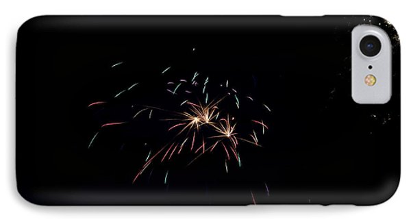 Fireworks 29 IPhone Case by Cassie Marie Photography