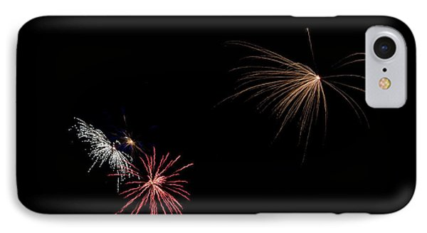Fireworks 31 IPhone Case by Cassie Marie Photography