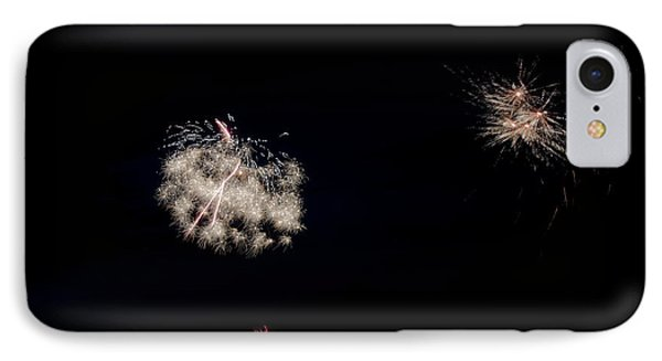 Fireworks 32 IPhone Case by Cassie Marie Photography
