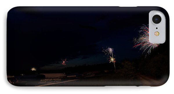 Fireworks 34 IPhone Case by Cassie Marie Photography