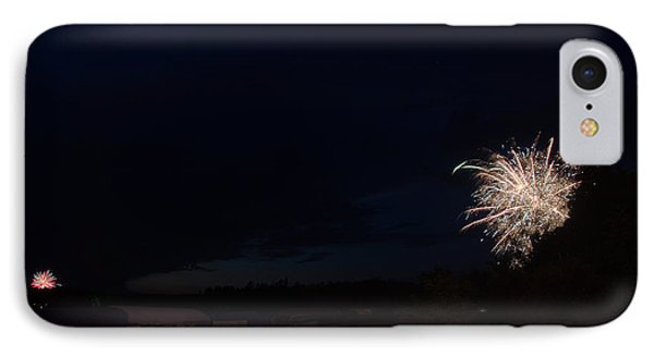 Fireworks 39 IPhone Case by Cassie Marie Photography