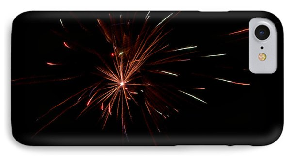 Fireworks 41 IPhone Case by Cassie Marie Photography