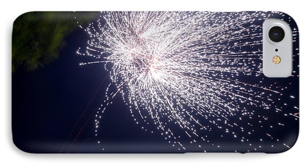 Fireworks 43 IPhone Case by Cassie Marie Photography