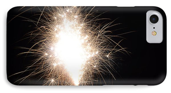 Fireworks 46 IPhone Case by Cassie Marie Photography