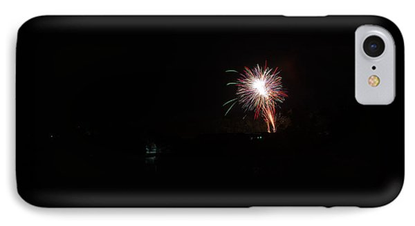 Fireworks 50 IPhone Case by Cassie Marie Photography