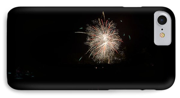 Fireworks 51 IPhone Case by Cassie Marie Photography