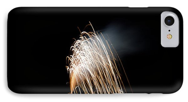 Fireworks 8 IPhone Case by Cassie Marie Photography