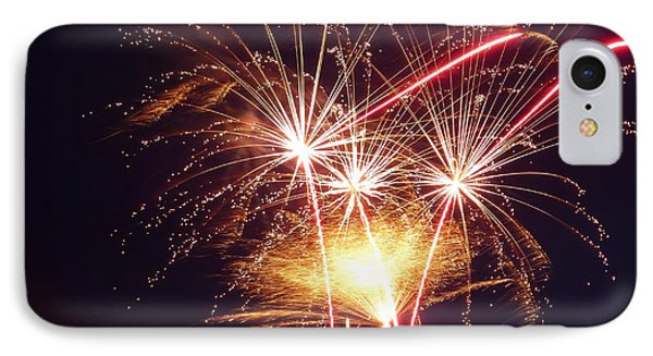 Fireworks 8x10 IPhone Case by Toby McGuire
