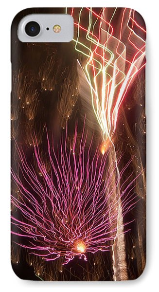 Fireworks Phone Case by Aimee L Maher Photography and Art Visit ALMGallerydotcom