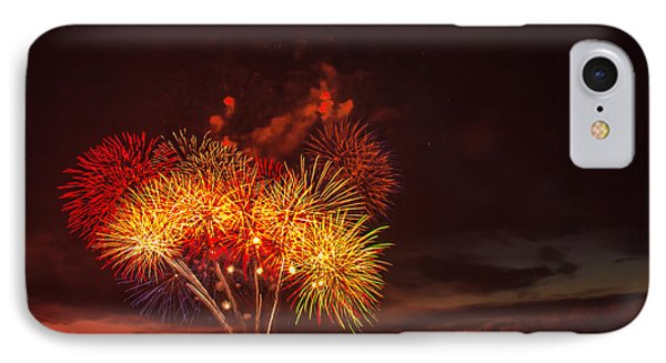 Fireworks Finale IPhone Case by Robert Bales