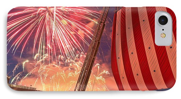 Fireworks Phone Case by Jim DeLillo
